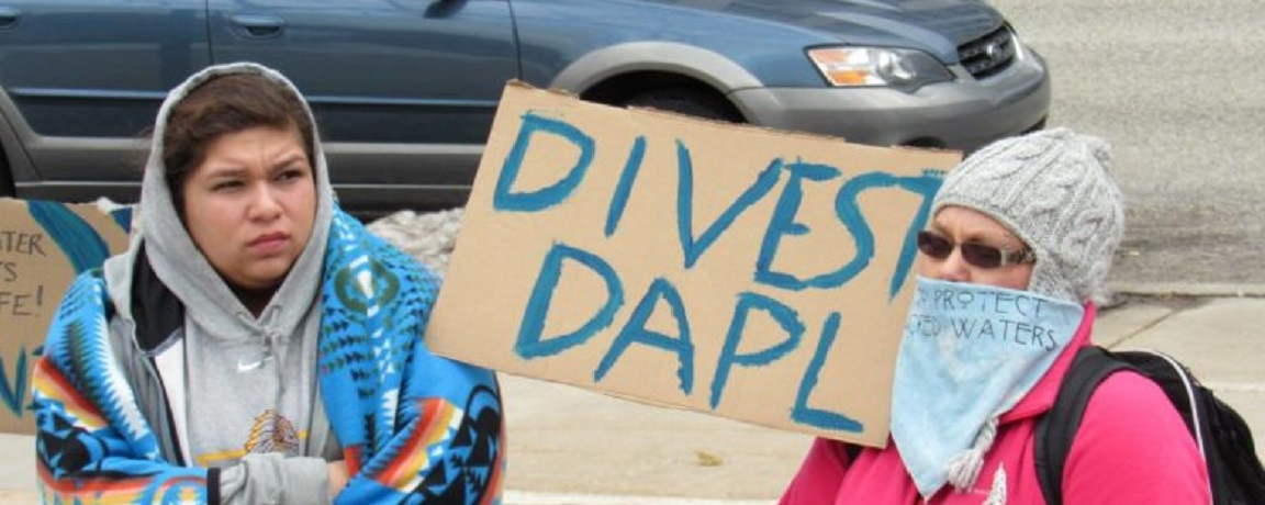 JPMorgan Chase, Wells Fargo,  Crédit Agricole Warned Not to Finance Tar Sands Pipeline Companies