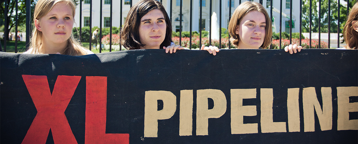 BREAKING: Keystone XL Pipeline Permit Rescinded