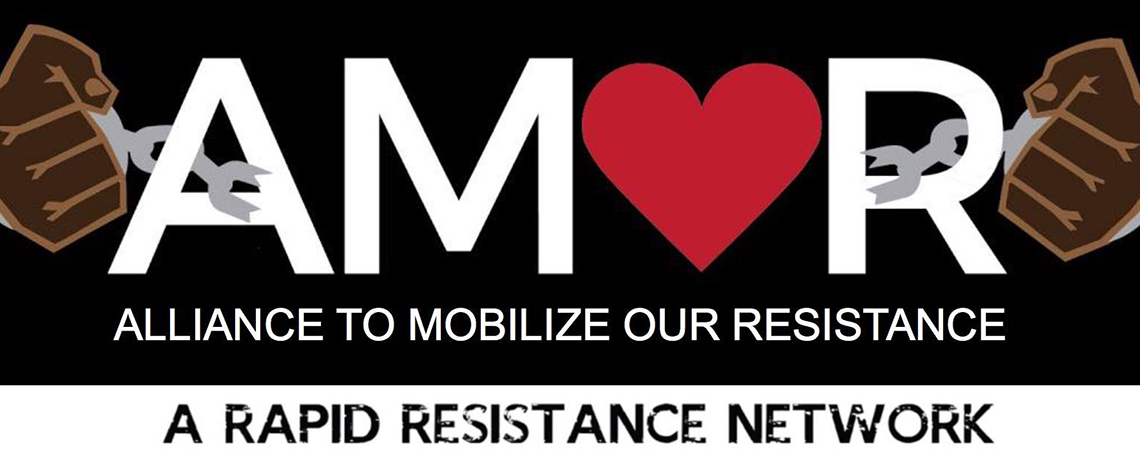 LISTEN: Arley Diaz of FANG Collective on Alliance to Mobilize the Resistance