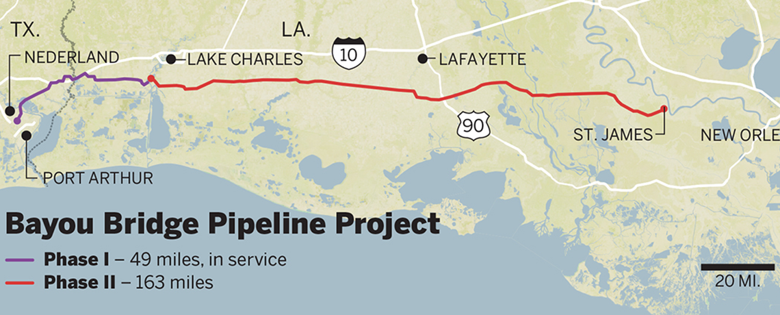 Bayou Bridge Pipeline: Media, Water Protector's Boats Sunk by Security Boat
