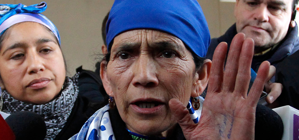 Mapuche Leader Machi Francisca Linconao Acquitted on Terrorism Charges